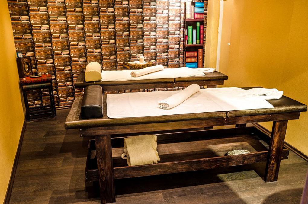 Massage & Therapy