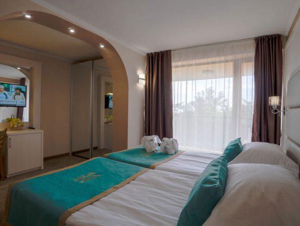 Стая с изглед към парка Хавана